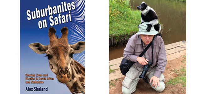 Suburbanites on Safari Book Launch – Alex Shaland – Visible