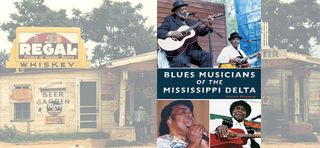 Blues Musicians of the Missippi Delta Book Signing & Open
